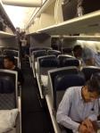 AA 767 J Cabin